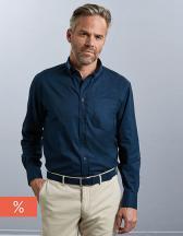 Men´s Long Sleeve Classic Twill Shirt