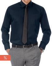 Men´s Twill Shirt Sharp Long Sleeve