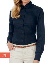 Women´s Twill Shirt Sharp Long Sleeve