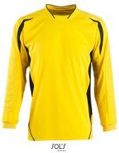 Kids` Goalkeepers Shirt Azteca