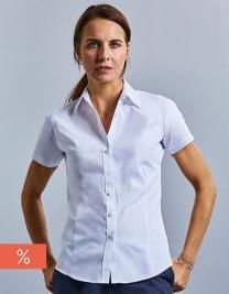 Ladies´ Short Sleeve Tailored Coolmax® Shirt