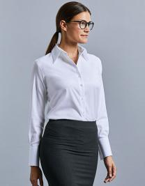 Ladies´ Long Sleeve Tailored Ultimate Non-Iron Shirt