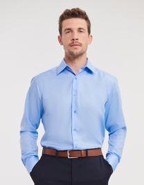 Men´s Long Sleeve Tailored Ultimate Non-Iron Shirt