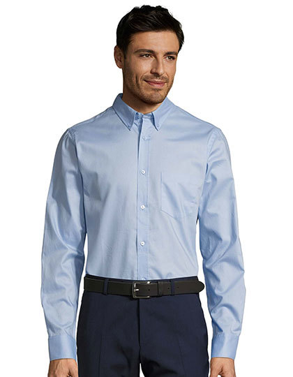 Men´s Long Sleeve Shirt Business